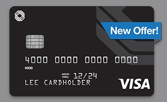 Credit Card Promotion Banner