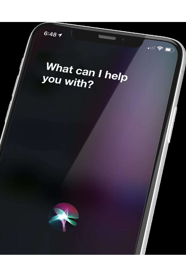 Banca digital - Siri