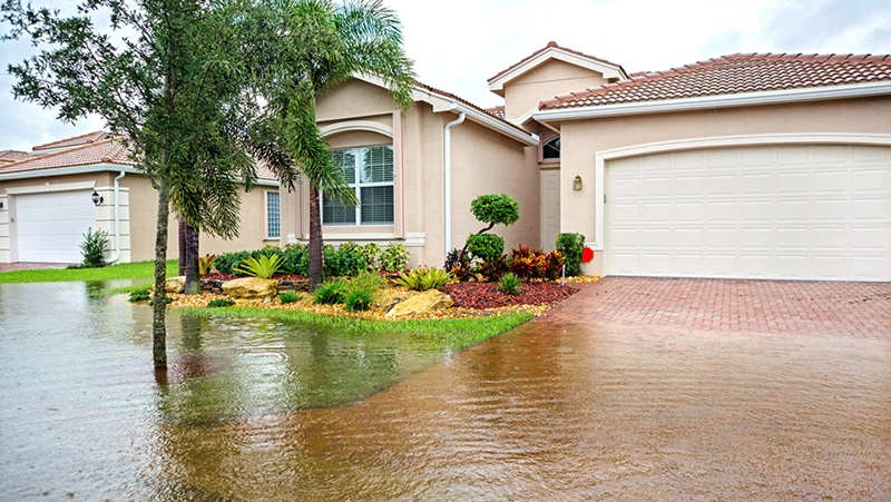 Threat of flood damage looms far beyond coastal and low-lying geographies